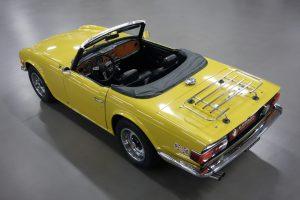 Triumph TR6 - Bloemendaal Classic & Sportscars